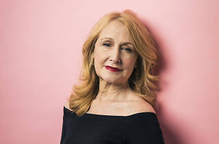 A portrait of the actor Patricia Clarkson