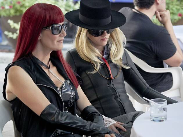 A still from the film 'JT LeRoy'