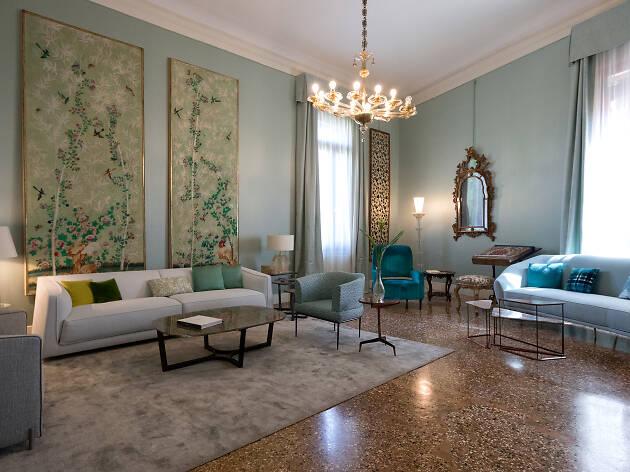 Rubelli Showroom