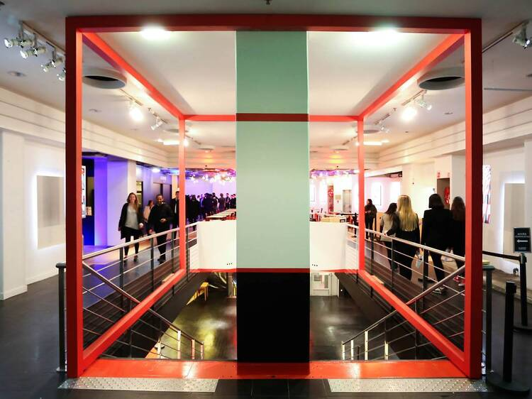 Un supermarché de 1 500 m2 va accueillir de l'art et des soirées electro jusqu'à décembre