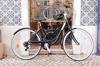 lojas de bicicletas