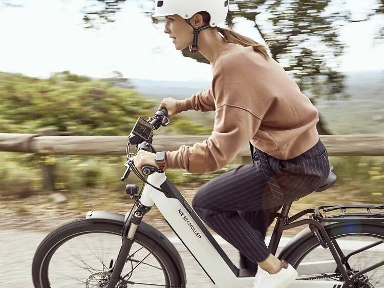 e-bike lovers