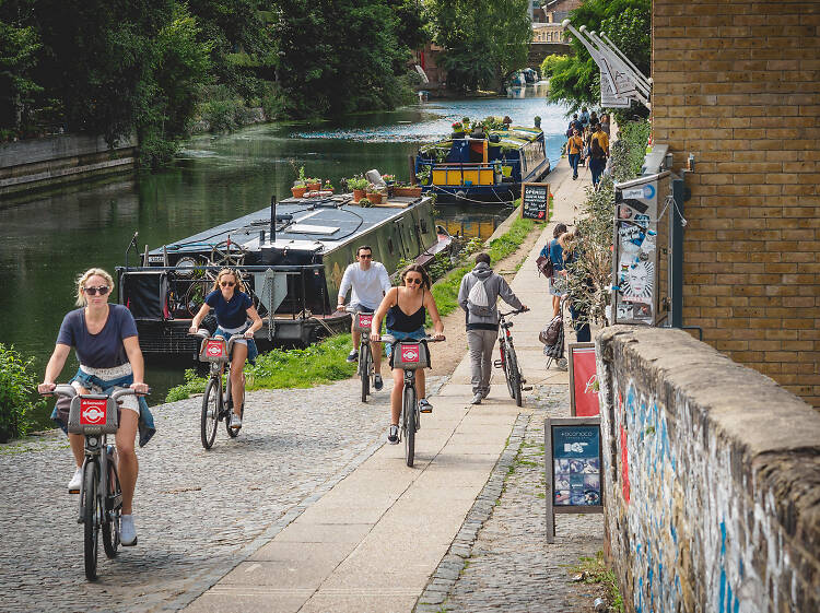 Regent's Canal: Angel to the Olympic Park