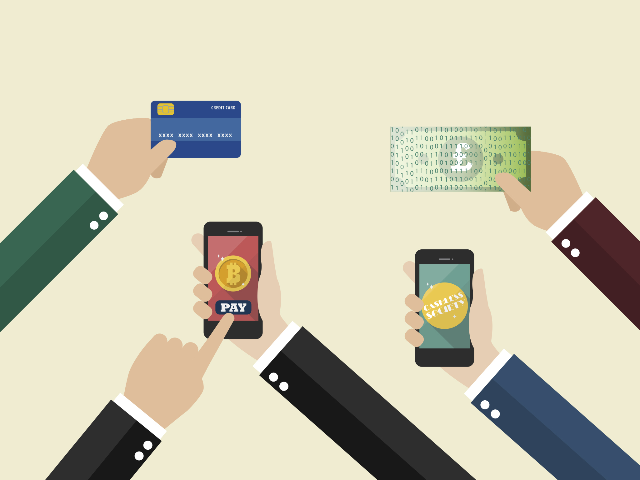 Here's how going cashless could change London