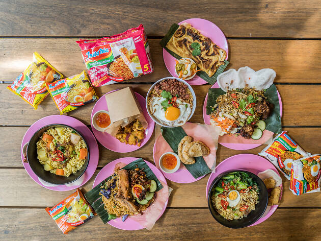 Melbourne's latest pop-up is dedicated to Indomie instant noodles