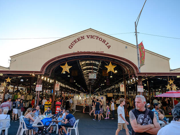 How to do Queen Victoria Market like a pro