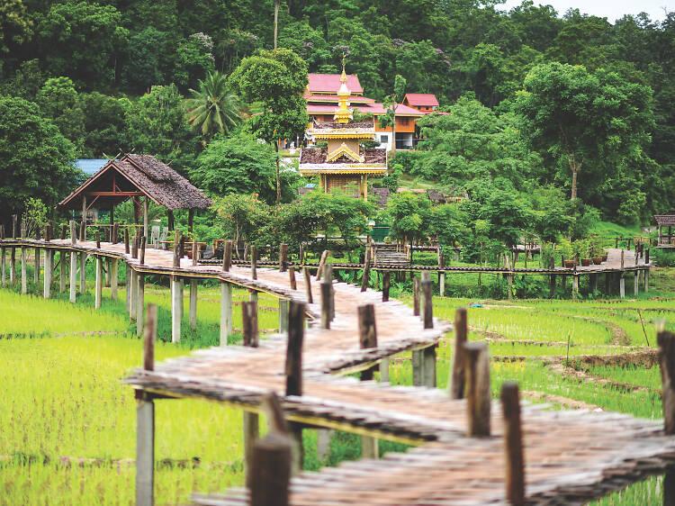 泰國拜縣旅遊攻略