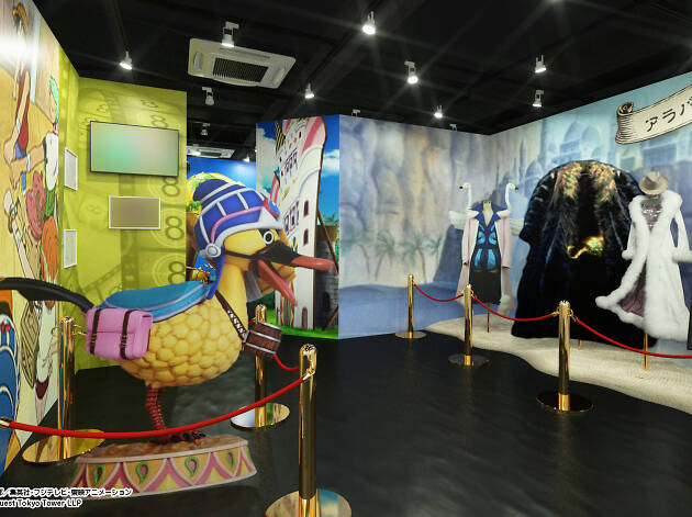 D Exhibition One Piece : Things to do in tokyo this week time out tokyo