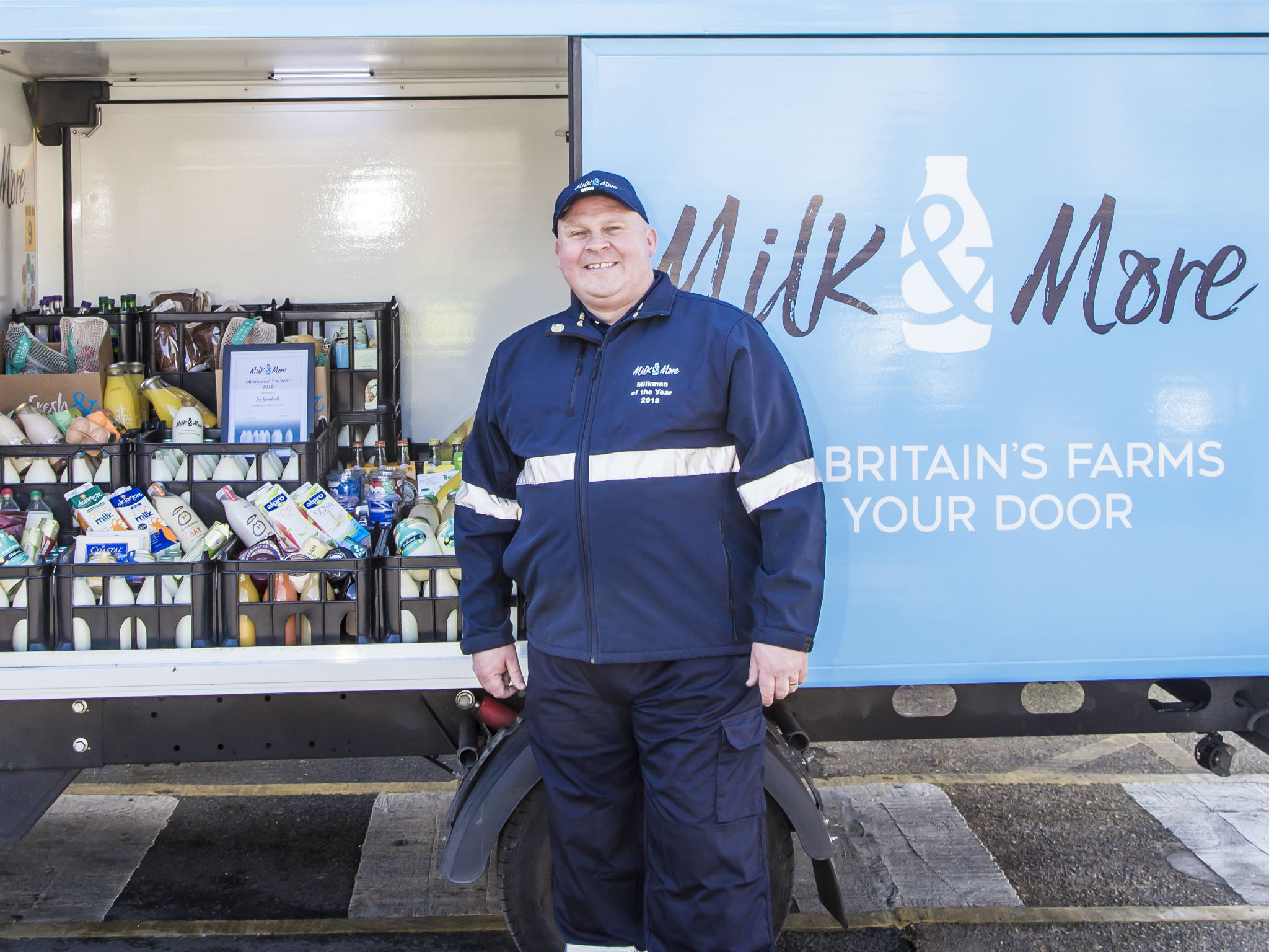 Things you only know if you're a milkman