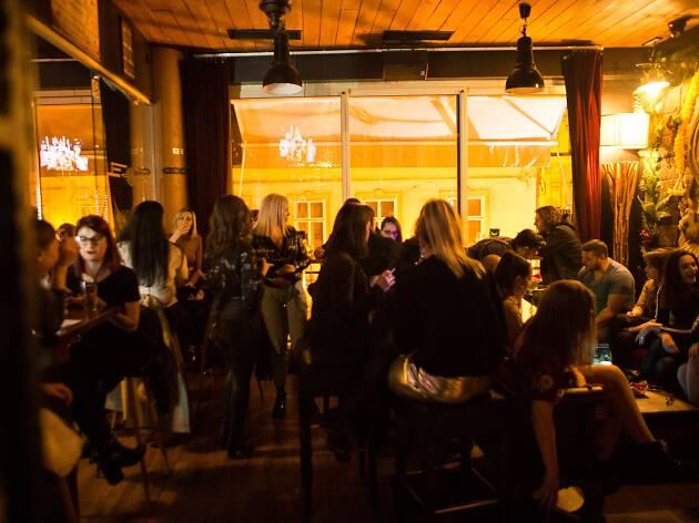All Saints Restaurant