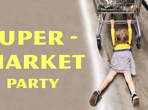 Cracki Supermarket Party