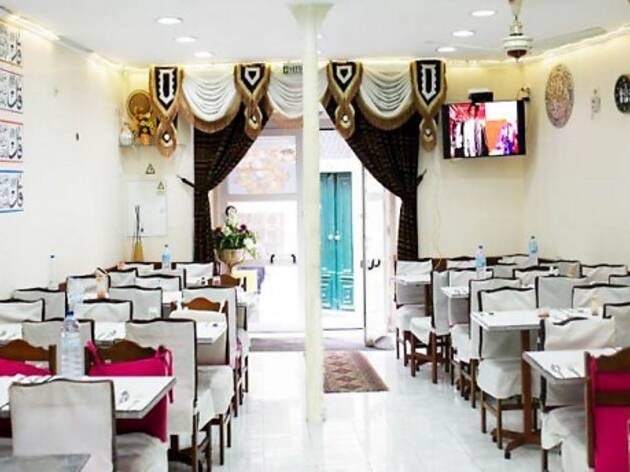 Ahmad Halal Restaurant
