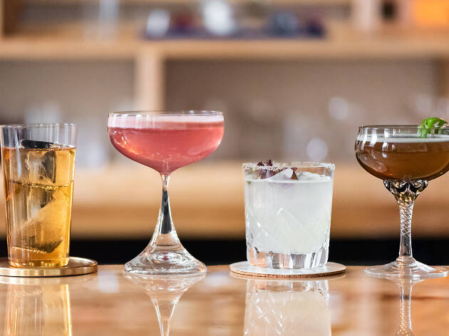 This new West Loop bar expertly pairs Japanese omakase with bespoke cocktails