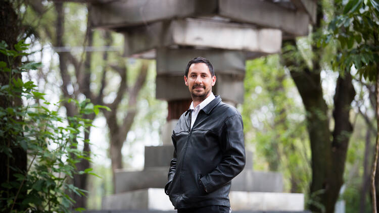 Rodrigo Cordera es el coordinador de las Misiones por la Diversidad Cultural