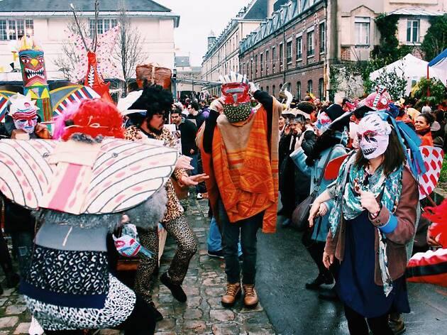 Carnaval Grands Voisins