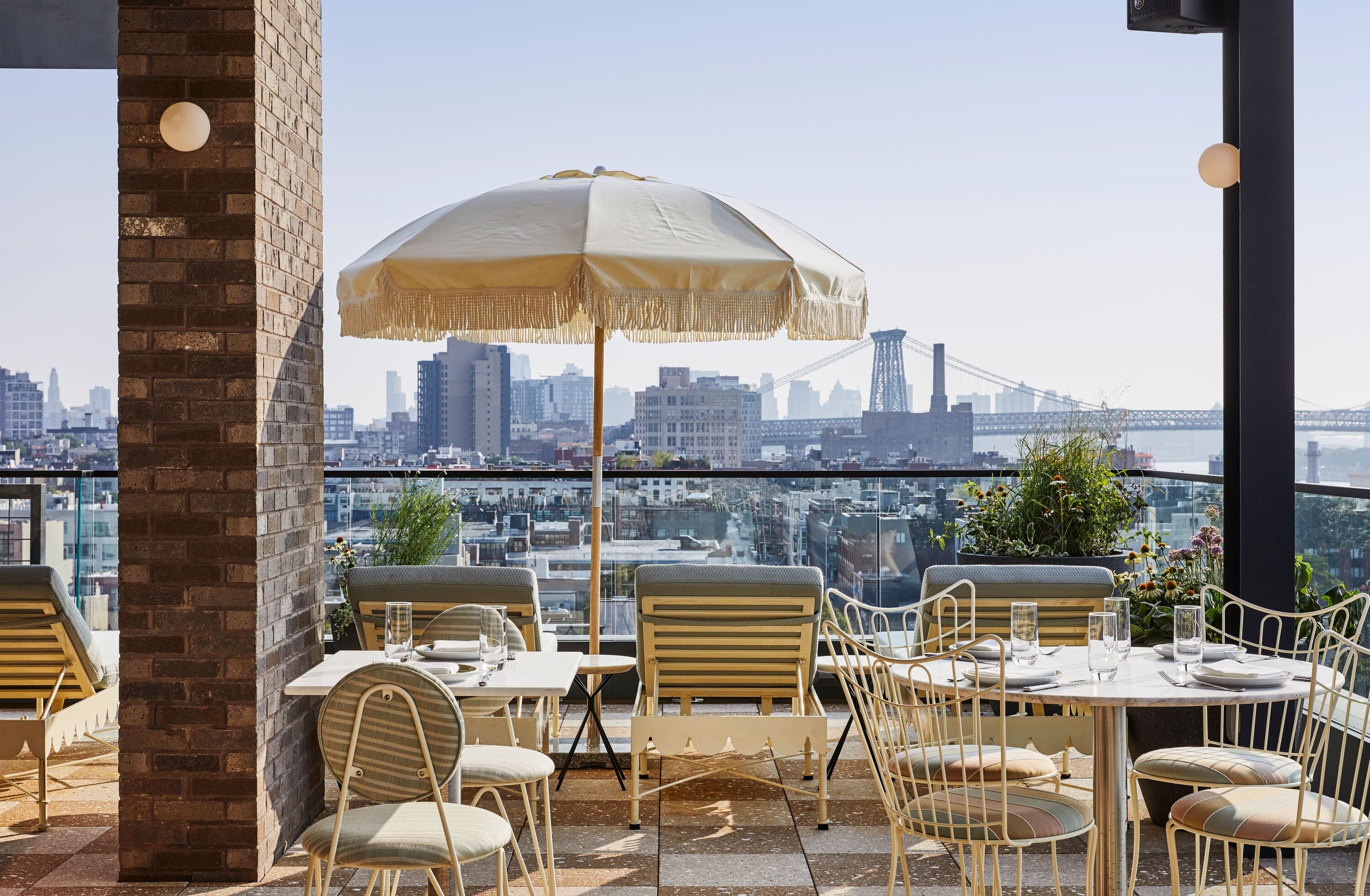 The best rooftop bars in NYC