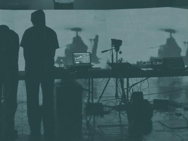 Arte sonoro y Live Cinema