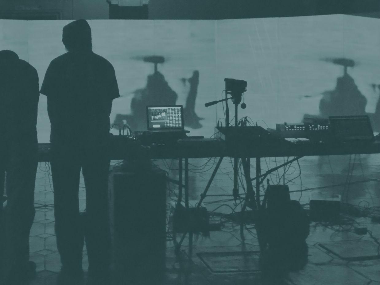 Arte Sonoro y Live Cinema en el Museo Ex Teresa Arte Actual