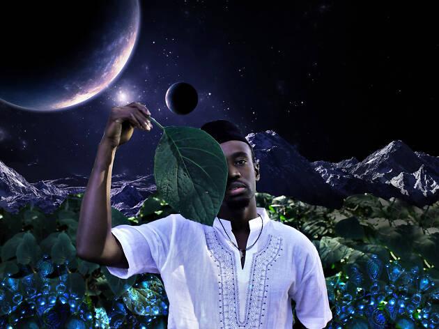 Tales of an Afronaut Griffin Theatre Batch Festival 2019