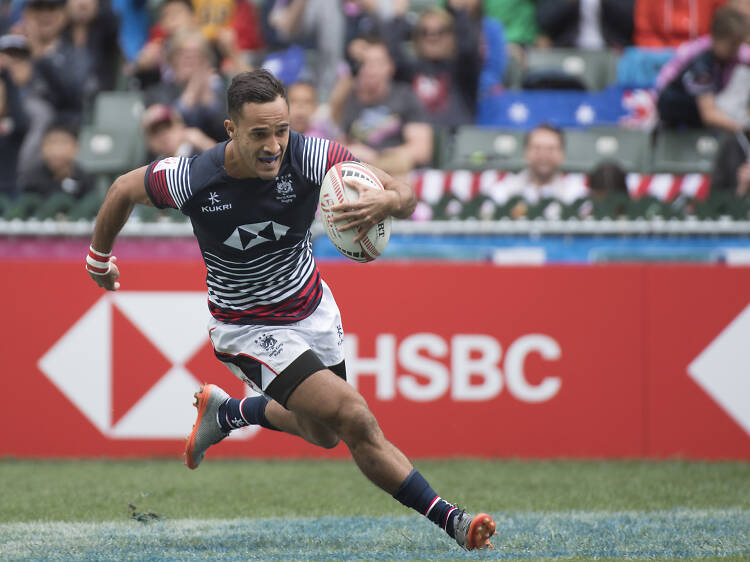 Win tickets to the Hong Kong Sevens