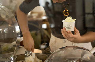 Grazia gelato and coffee