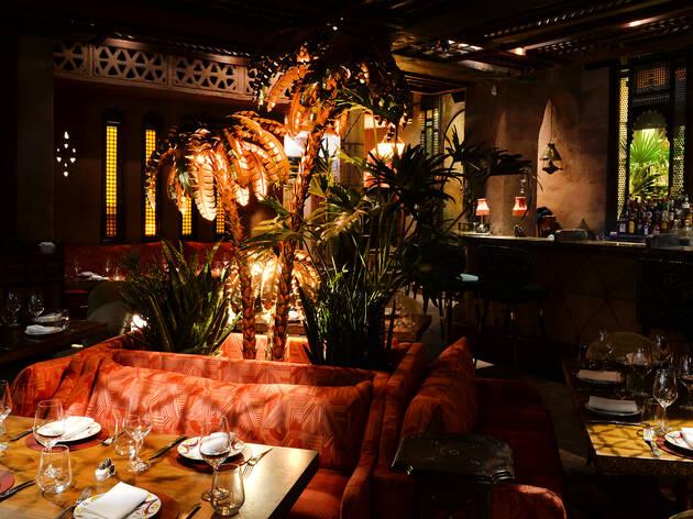 Momo  Restaurants In Mayfair, London-8701