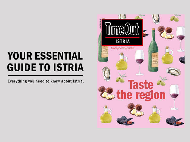 Your FREE essential guide to Istria is out now