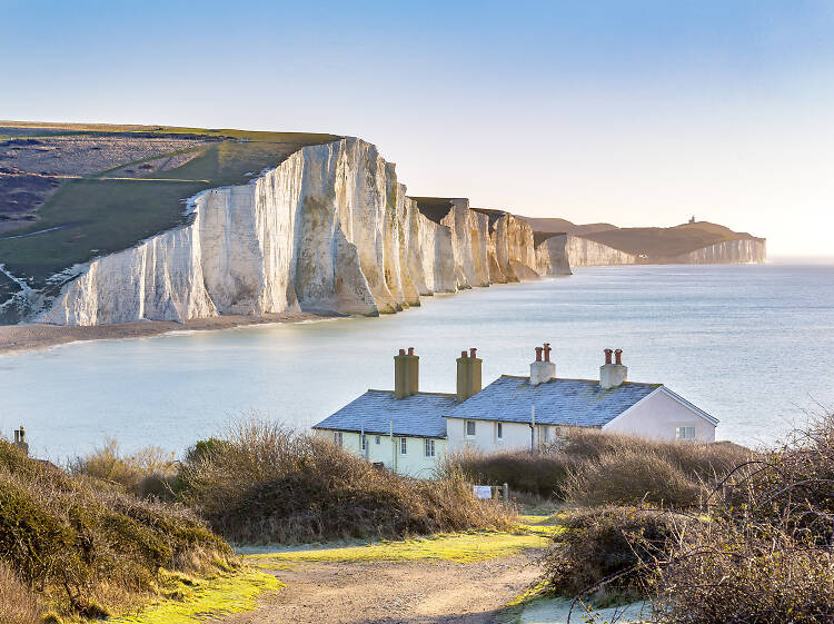 The Seven Sisters and the Eastern Downs