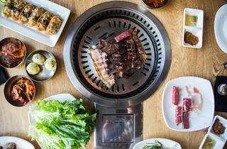 Midam,restaurante de bbq coreano en Lomas Virreyes