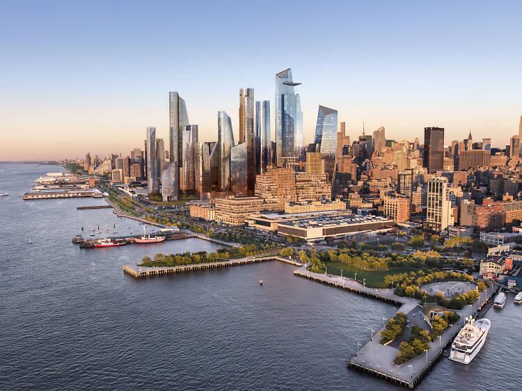 Visit Hudson Yards
