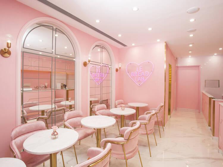 香港七大 Instagram 打卡粉紅餐廳