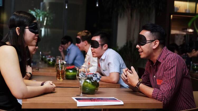 Find Me A Blind Date, Time Out Singapore, GaiGai