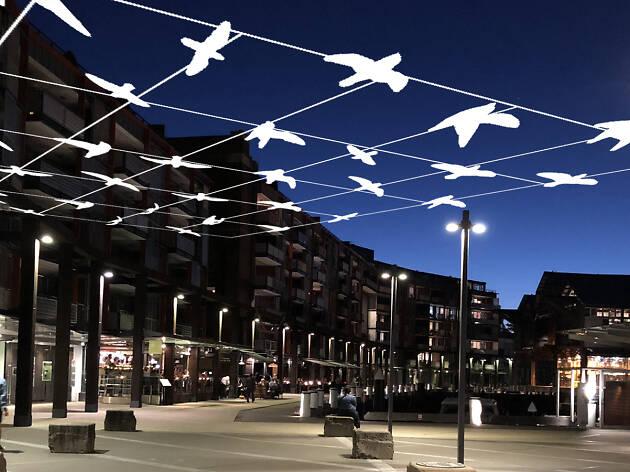 11 Vivid Light artworks to see