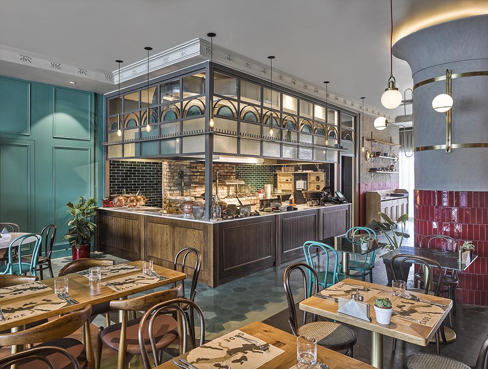 Sade- Beş Denizler Mutfağı