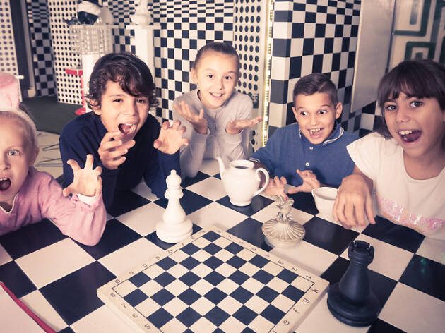 Escape Rooms infantiles en Barcelona