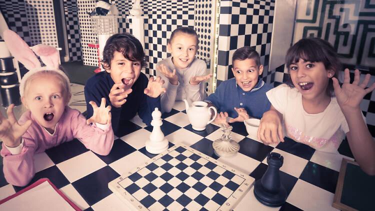 Escape Room Infantil