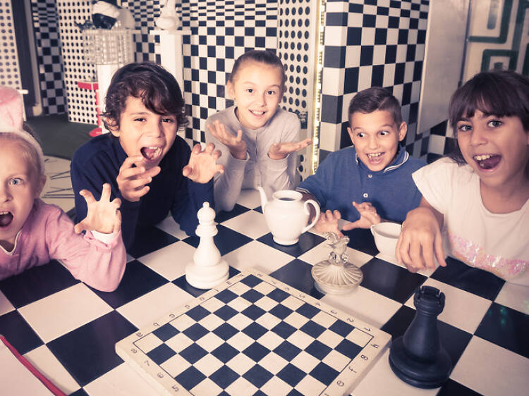 Escape Rooms infantils a Barcelona