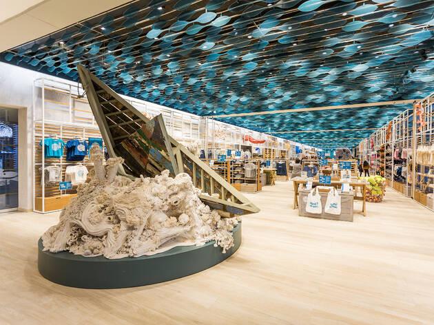 Loja do Oceanário de Lisboa