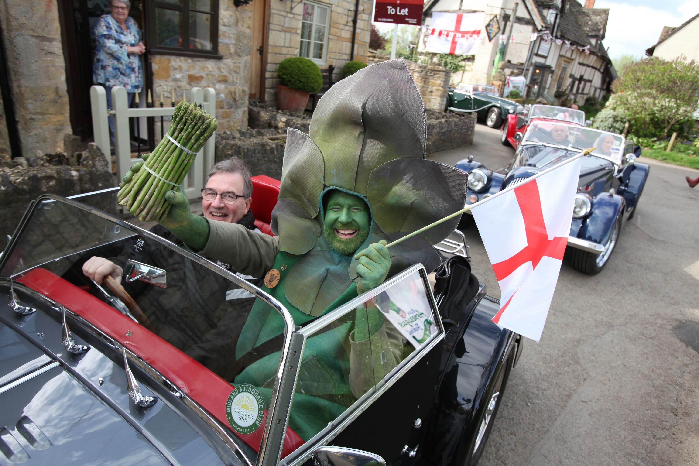 The Asparagus festival, UK