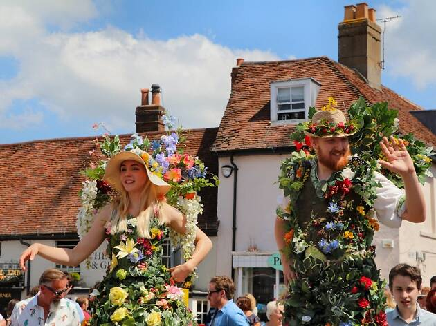 The Alresford Watercress Festival
