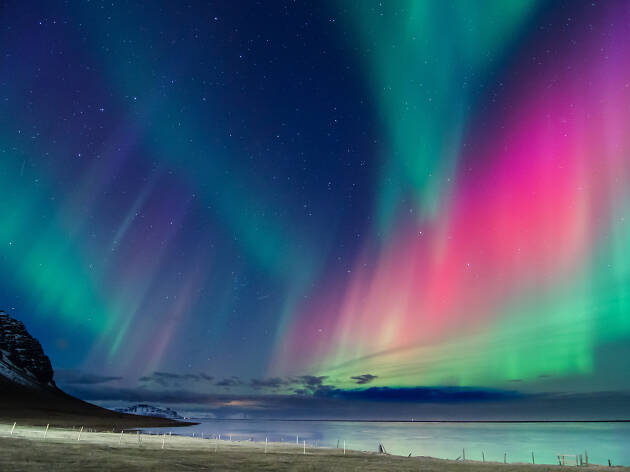 You might be able to see the northern lights on Saturday