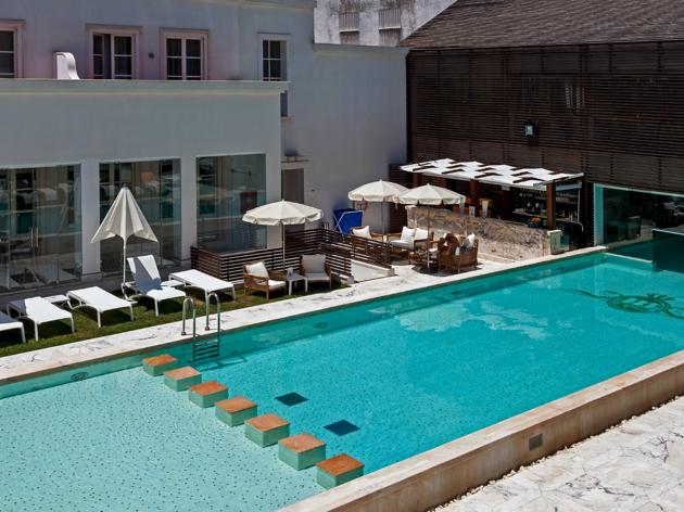 Alentejo Màrmoris Hotel & Spa: coração de mármore