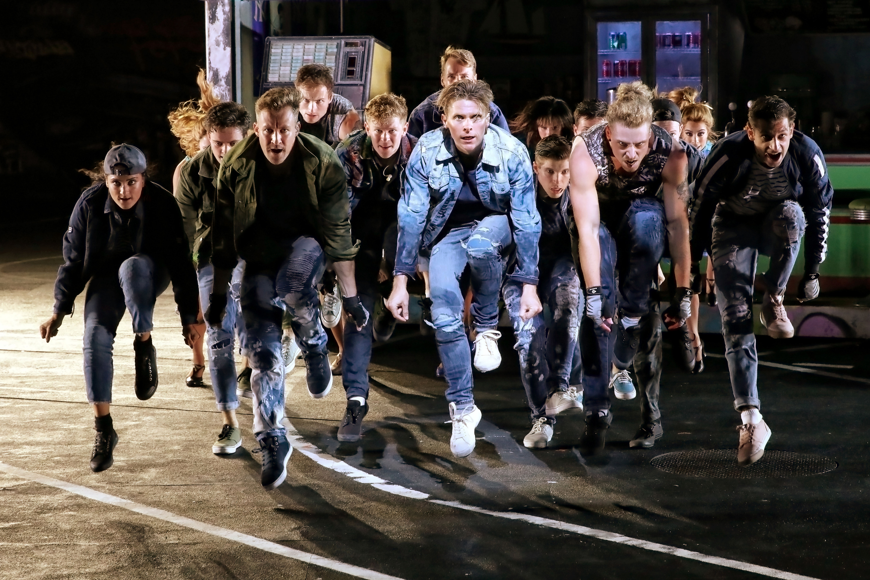 West Side Story on Sydney Harbour review | Mrs Macquaries Point | Theatre in Sydney