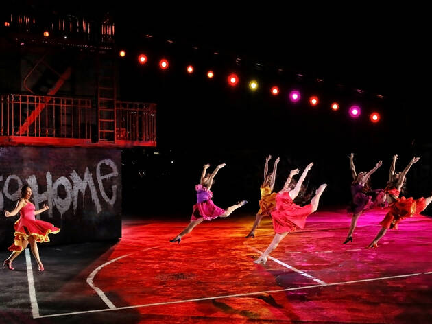 West Side Story On Sydney Harbour Review Theatre In Sydney