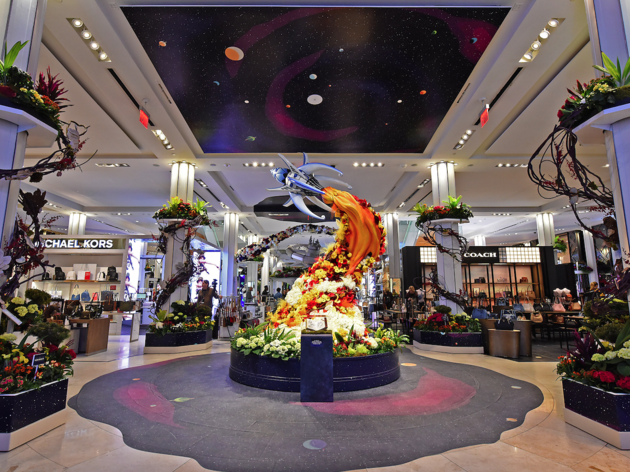 Macys Flower Show 2020.Macy S Flower Show 2019 In Nyc Guide With This Year S Theme