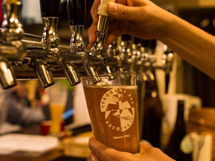ご当地ビールを制覇する。