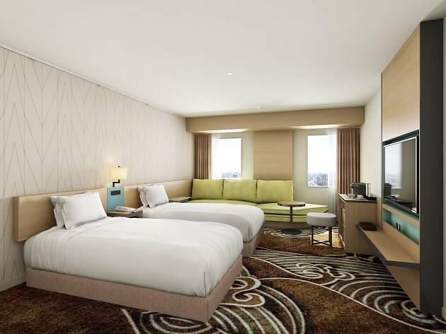 サンシャインプリンスホテル