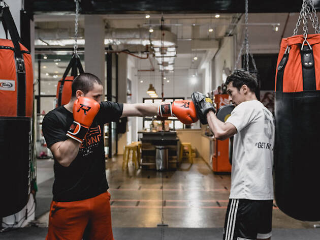 13 Best Mixed Martial Art Gyms And Boxing Studios In Singapore