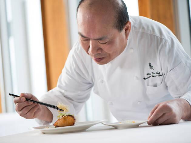Four Seasons Hong Kong Executive Chef Chan Yan Tak