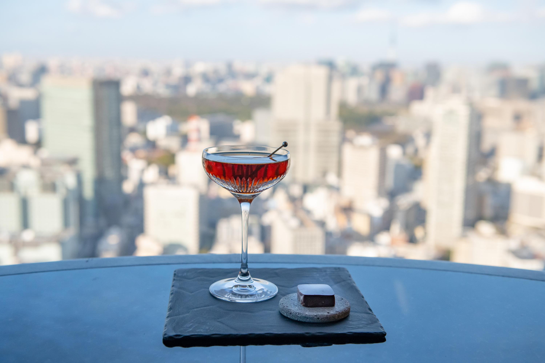 The Bar The Ritz-Carlton Tokyo